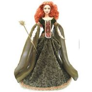 Barbie(バビ) Platinum Label Doll - Deirdre of Ulster - Legends of Ireland Collection ドル 人形 フィギュア(行