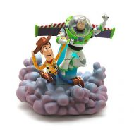 Disney Toy Story - Buzz und Woody Deluxe-Figurine with Light