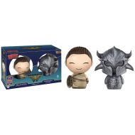 Funko Dorbz: DC Comics 2 Pack - Wonder Woman and Ares 2017 Summer Convention Exclusive