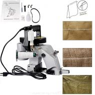 ECO LLC Portable 110V Electric Bag Closer Machine Bag Stitching Closing Seal Sewing Machine 90W Seaming Machine Ideal for Woven Bag/Snakeskin Bag/Sack