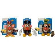 Exclusive Potato Head Goofy Mickey & Minnie Mouse Rare