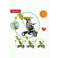 Fisher Price Charistma Trike 3-in-1 (Green)
