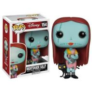 FunKo Funko ファンコ POP! DISNEY ディズニ Nightmare Before Christmas ナイトメアビフォアクリスマス NIGHTSHADE SALLY 3.75-inch Vi
