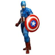 壽屋(KOTOBUKIYA) Avengers Marvel Now 。ARTFX + AVENGERSキャプテンアメリカMarvel Now 。1  10 Scale Painted PVC Figure