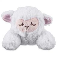 LEAPS & BOUNDS Leaps & Bounds Little Loves Lamb Plush Puppy Toy, 6