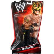 Mattel Toys WWE Wrestling Basic Series 9 Rey Mysterio Action Figure