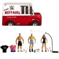 Mattel WWE Milk-O-Mania Epic Moments Action Figure 3-Pack (Number of Pieces per Case: 2)