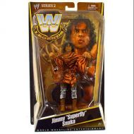 Mattel Toys WWE Wrestling Legends Series 2 Jimmy Superfly Snuka Action Figure