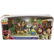 Mattel Disney Pixar Toy Story Welcome to Sunnyside Starter 8-pack Collectible Figures