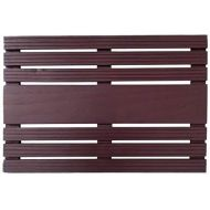 Nedia Home Teak Plain Mat