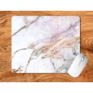 HappyHankie Marble Mousepad,Marble Mouse pad,office pad,office gift,desk accessory,desk pad,mousepad,mouse pad,office desk,laptop Accessories,mouse mat