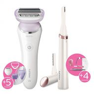 Philips Norelco Philips SatinShave and Precision Trimmer Bundle