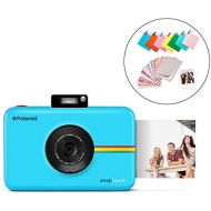 Polaroid SNAP Touch 2.0  13MP Portable Instant Print Digital Photo Camera w/ Built-In Touchscreen Display, Blue
