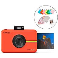 Polaroid SNAP Touch 2.0  13MP Portable Instant Print Digital Photo Camera w/ Built-In Touchscreen Display, Red