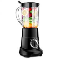 Professional Blender, Smoothie Blender with 53 Oz BPA-Free Pitcher, High Speed Blender with 5 Layer Sawtooth Stainless Steel Blades 1.5L Glass Jar,Ice Cream, Baby Food, Smoothie
