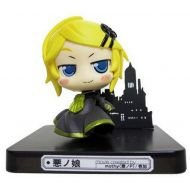 SEGA VOCALOID Vignetteum Cute Mini Figure: Rin Kagamine (Aku no Musume Ver.)