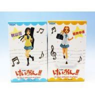 SEGA K-ON! ! Extra figures Vol. 2 K-ON! ! Music Sega (with all two full set + Poster bonus)