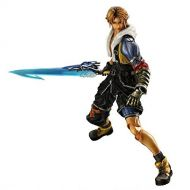 スクウェアエニックス(SQUARE ENIX) Final Fantasy X Hd Remaster PLAY ARTS Kai Tiida ( PVC paintedアクションフィギュア)