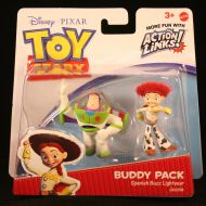 Toy Story Spanish Buzz Lightyear & Jessie 3 Buddy Pack Disney / Pixar Mini Figures 2 Pack