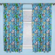 Toy Story 4 Rescue Curtains 72 Drop