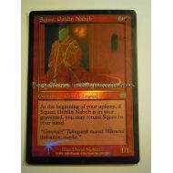 Toys & Hobbies SQUEE, NABABBO GOBLIN - FOIL - MTG MAGIC