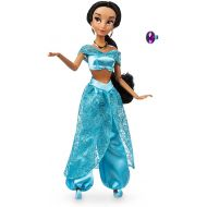 Visit the Disney Store Disney Jasmine Classic Doll with Ring - Aladdin - 11 ½ Inches