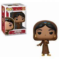 Visit the Funko Store Funko 35754 Pop! Disney: AladdinJasmine in Disguise (Styles May Vary), Multicolor