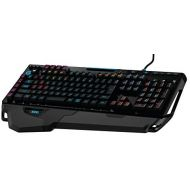 Logitech G910 Orion Spark RGB Mechanical Gaming Keyboard  9 Programmable Buttons, Dedicated Media Controls