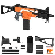 WORKER Worker MOD F10555 UMP9 Rifle 3D Print Imitation Kit for Nerf STRYFE Modify Toy