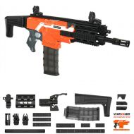 WORKER Worker MOD F10555 XCR-L Rifle 3D Print Imitation Kit for Nerf STRYFE Modify Toy
