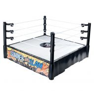 WWE Superstar 14-inch by 14-inch Ring with Authentic Decoration