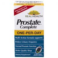 Walgreens Real Health Laboratories Prostate Complete One-Per-Day
