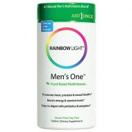 Walgreens Rainbow Light Just Once Mens One Energy Multivitamin