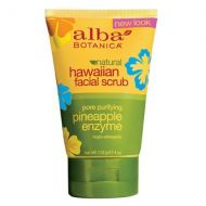 Walgreens Alba Botanica Hawaiian Facial Scrub Pore Purifying Pineapple Enzyme