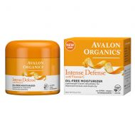 Walgreens Avalon Organics Vitamin C Rejuvenating Oil-Free Moisturizer