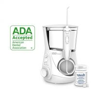 Waterpik Whitening Professional Water Flosser, White (WF-05) Electric Oral Irrigator Flosser Whitens Teeth Gently And Removes Teeth Stains Without Bleach