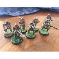 WolfWoodMill Star Wars Legion Custom Kashyyyk Camo Stormtroopers expansion