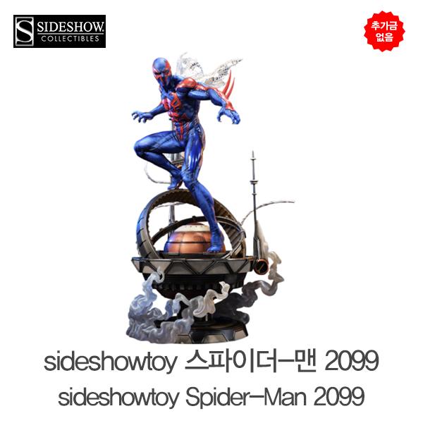 추가금 없음  사이드쇼토이 스파이더-맨 2099 sideshowtoy Spider-Man 2099